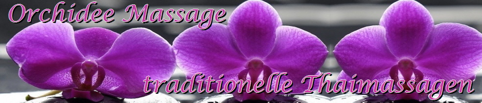 Traditionelle Thai-Massage - Druckpunktmassage - orchidee-thaimassage.de